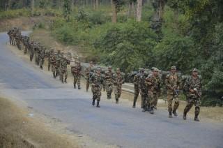 कोरोनाविरुद्ध लड्न नेपाली सेना तम्तयार, देशभर यस्तो निर्देशन