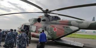 भारतले अतिक्रमण गरेको कालापानी क्षेत्रमा सुरक्षा दिन काठमाडौंबाट उड्यो शशस्त्रको टोली