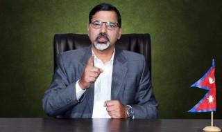 नेकपा नेता जनार्दन शर्मालाई कोरोना संक्रमण