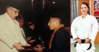 कराँतेका नेपाली पूर्व अन्तर्राष्ट्रिय खेलाडीको संस्था गठन, श्रेष्ठ अध्यक्ष चयन