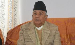 कांग्रेसको हैसियत प्रधानमन्त्री बन्ने छैन, प्रचण्ड–नेपाललाई सहयोग गर्नुपर्छ : रामचन्द्र पौडेल