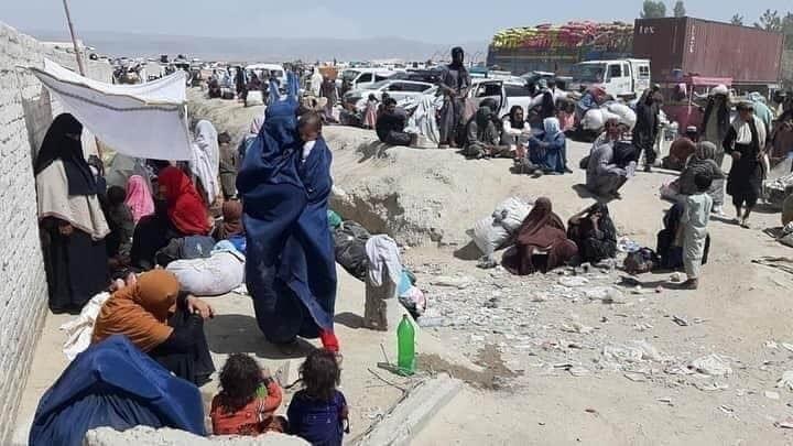 चमन प्रान्तमा अफगानी र पाकिस्तानी सेनाबीच भिडन्त