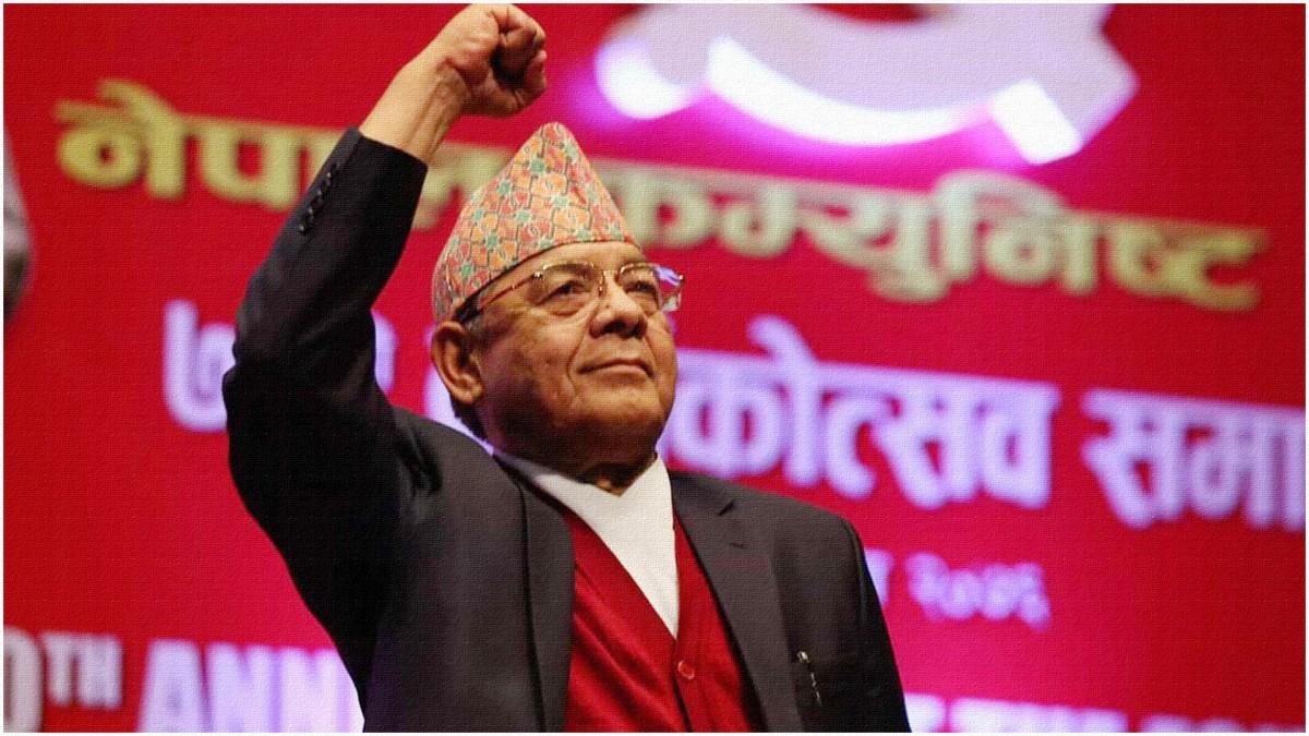 माधव नेपाल पक्षमा लागे बामदेव गौतम ! केपी ओलीलाई धक्का