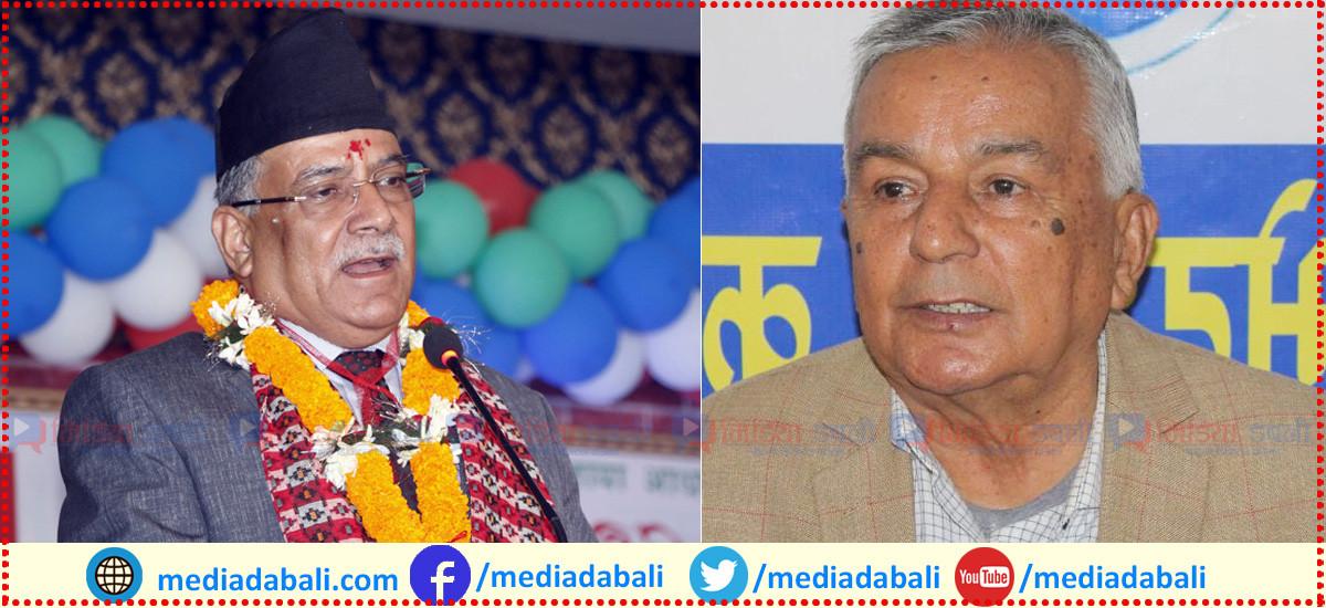 नेपाली कांग्रेसले प्रचण्ड पक्षमा मतदान गर्ने रामचन्द्र पौडेलको खुलासा