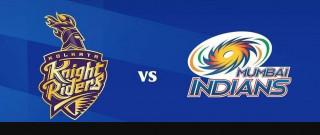आईपीएल :  आज मुम्बई इन्डियन्स र कोलकाता भिड्दै