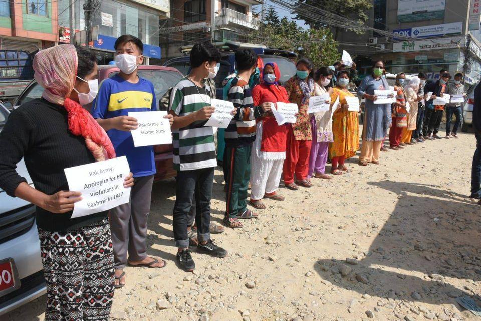 पाकिस्तानविरुद्ध नेपालमा भारतीय युवाले मनाए 'कालो दिन'