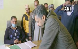 जम्मु काश्मीरमा पहिलो जिल्ला विकास परिषद्को निर्वाचनको तयारी