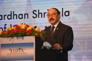 नयाँ दिल्ली फर्किए विदेश सचिव, काठमाडौंमा के के गरे ?