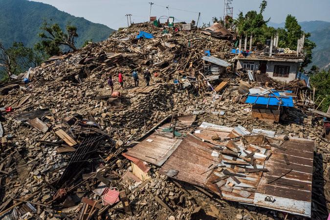 NRA claims 606 thousand 505 private houses rebuilt post- Gorkha Earthquke
