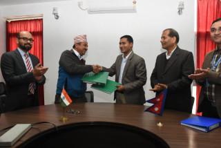 धादिङ्ग र सिन्धुपाल्चोक जिल्लामा स्वास्थ्य चौकी पुनर्निर्माणका लागि भारतद्वारा५३ करोड आर्थिक सहयोग