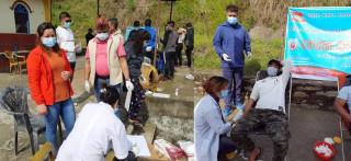 'मेरो रगत कसैको जीवन' नारासहित कांग्रेसको रक्तदान अभियान सञ्चालन