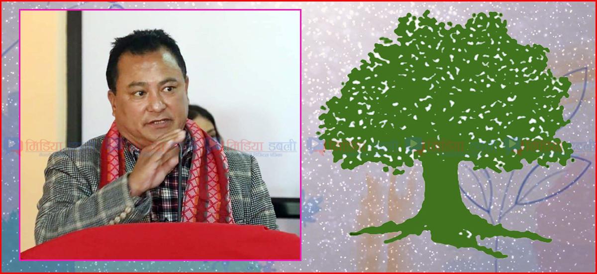 कांग्रेस महाधिवेशन : ललितपुरको जिल्ला सभापतिमा मीनकृष्ण महर्जन अगाडि !