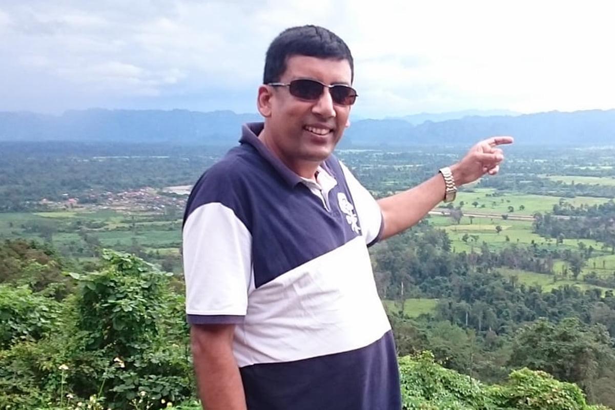 माधव नेपालको साथ छाडेका गणेश पहाडी मन्त्री नियुक्त