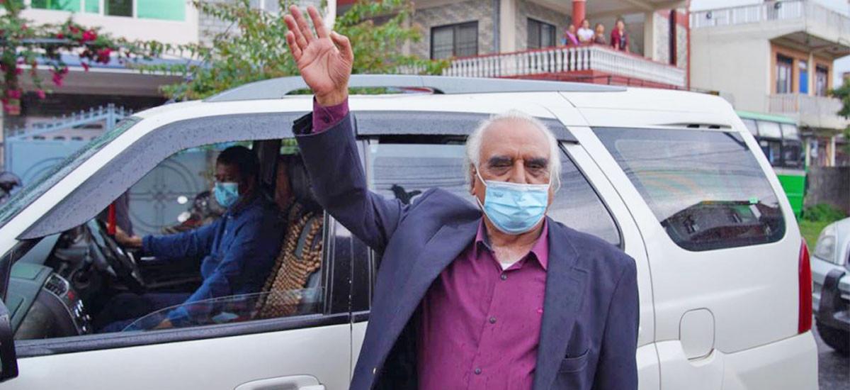 गण्डकीमा अब कांग्रेसको सरकार २ वर्ष ढुक्क ! एमाले हेरेको हेर्यै