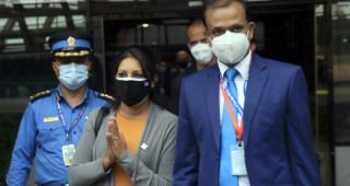 काठमाडौंमा यस्तो गर्दैछिन् एमसीसी उपाध्यक्ष फातिमा ! मिसन सफल होला ?